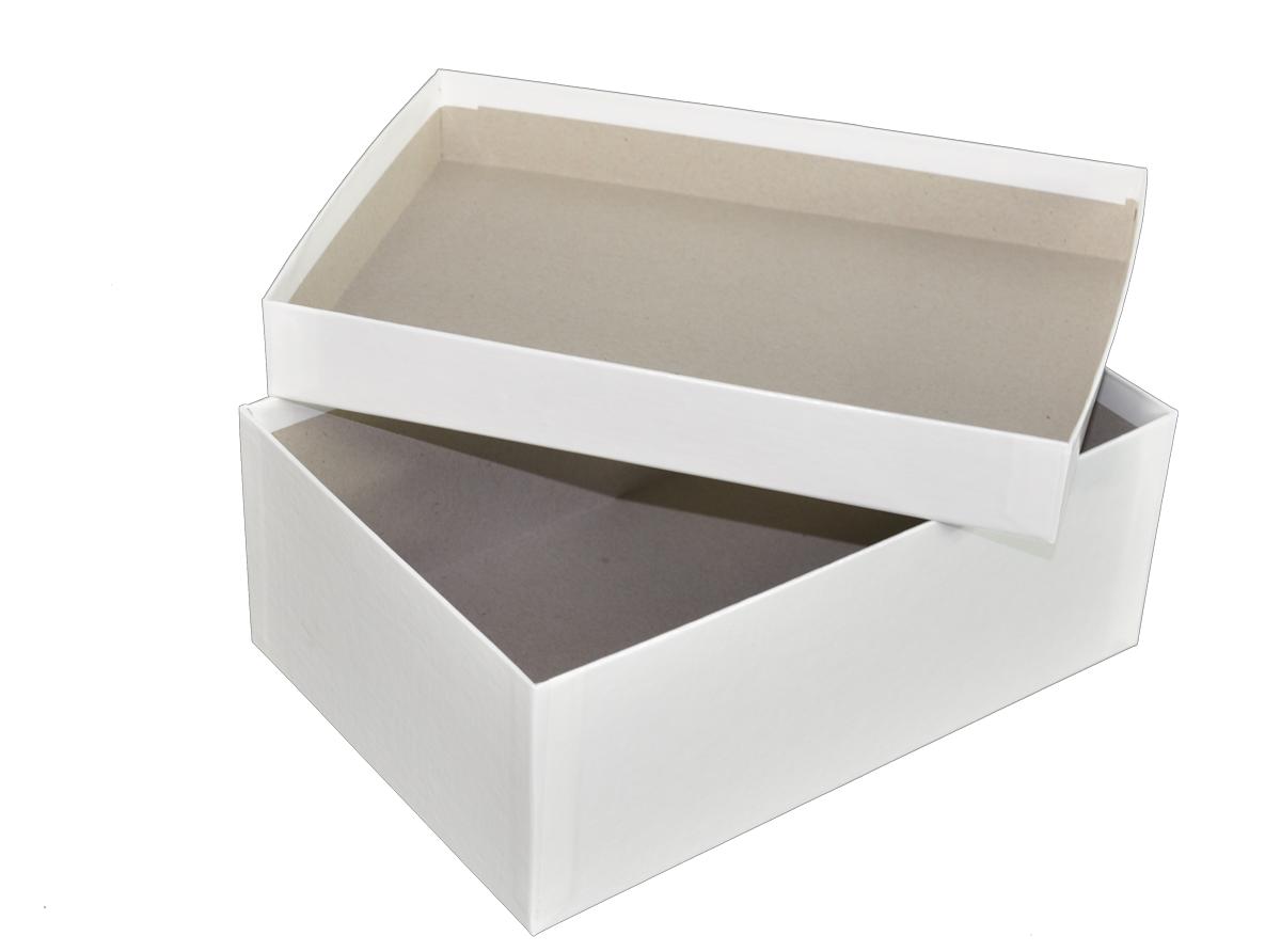 Scatole standard bianche per scarpe scatolificio - Scatole scarpe ikea ...
